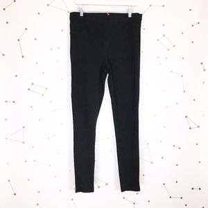 Spanx • Black Jeanish Shaping Leggings High Rise